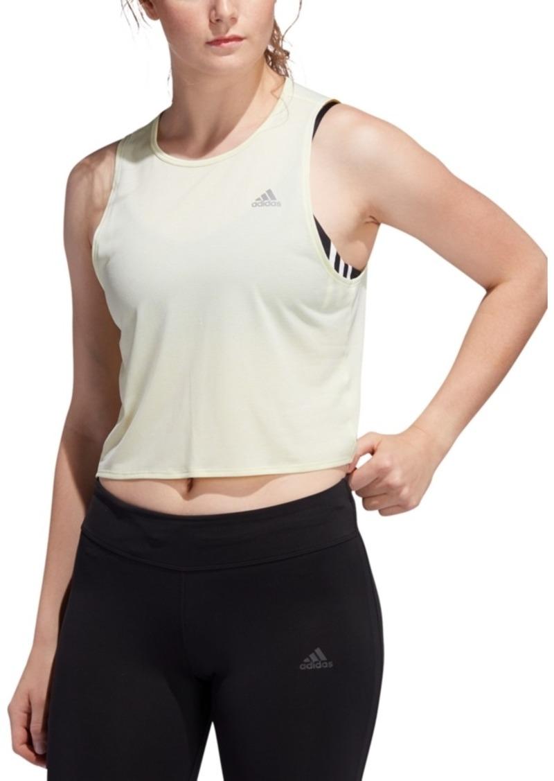 adidas Women's Own The Run Tank Top