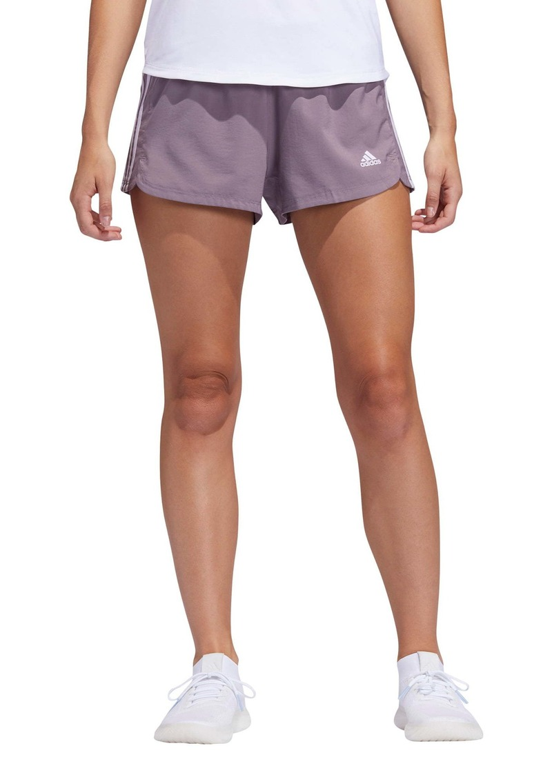 adidas Pacer 3-Stripes Climalite® Knit Shorts