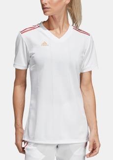 adidas Pearl Essence Tiro Soccer Top