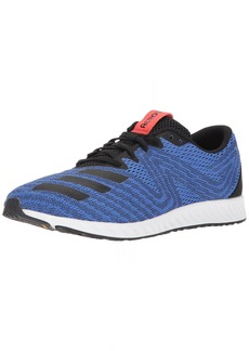 adidas Originals Men's Aerobounce Pr m Running Shoe Hi-Res Blue/Core Black/Hi-Res Red  M US