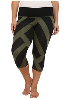 adidas Performer Mid-Rise 3/4 Tights - Greater Than Bold Print