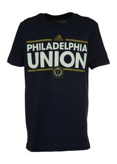 adidas Philadelphia Union Dassler T-Shirt, Big Boys