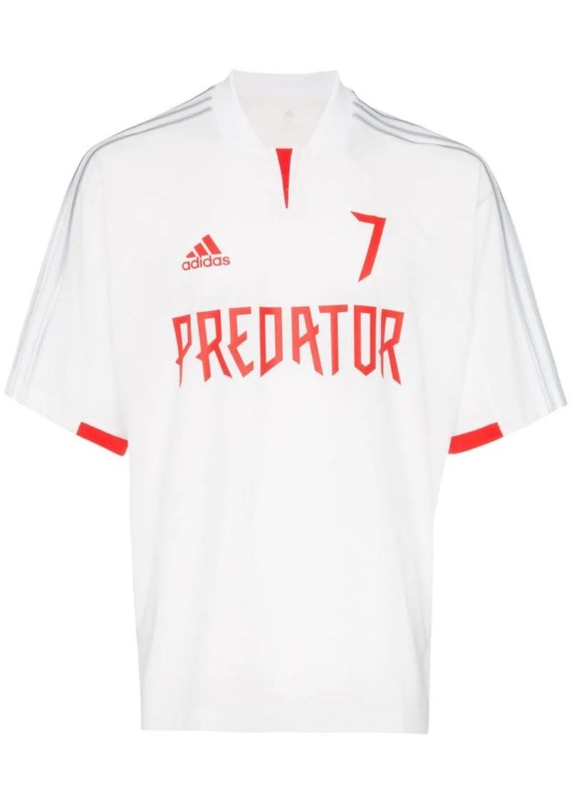 Adidas Predator Beckham football shirt