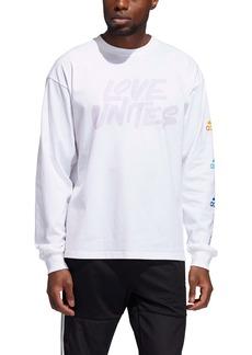 adidas Pride Unites Graphic Sweatshirt (Unisex)