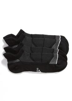 adidas Prime Mesh III 2-Pack Tab No-Show Socks