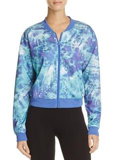 Adidas Printed Bomber Jacket