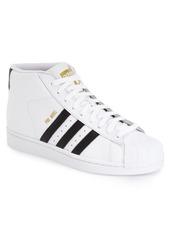 adidas 'Pro Model' High Top Sneaker (Men)