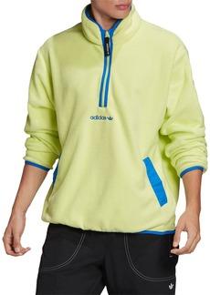 Adidas Pullover Half Zip Fleece