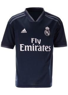 adidas Real Madrid Club Team Away Stadium Jersey, Big Boys (8-20)