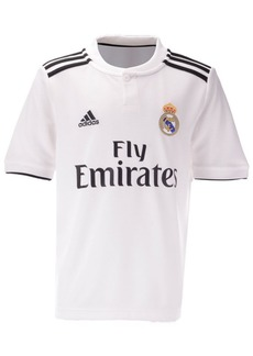 adidas Real Madrid Club Team Home Stadium Jersey, Big Boys (8-20)