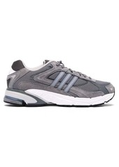 Adidas Response CL leather and mesh trainers