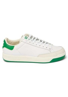 Adidas Rod Laver leather trainers
