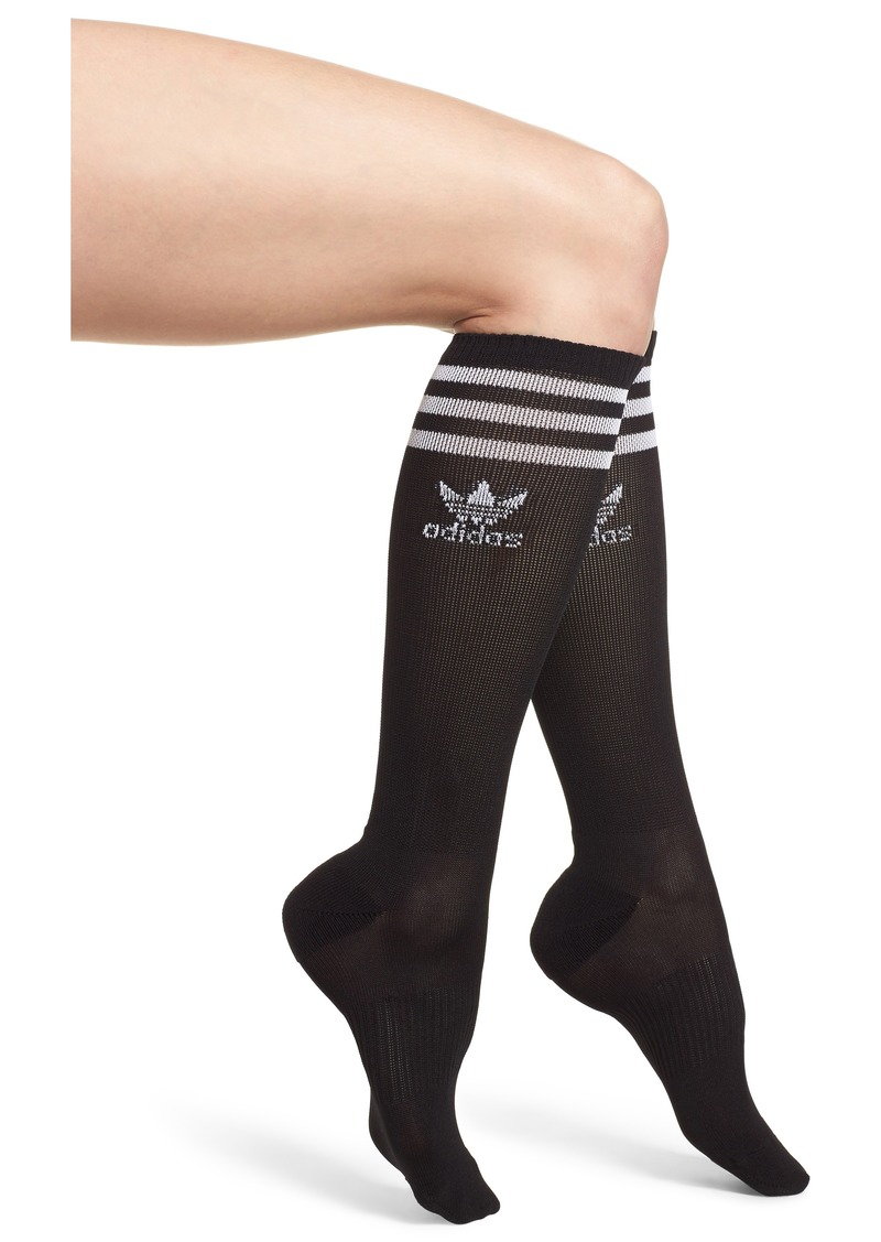 sneakers for cheap 73215 c8390 adidas Roller Knee High Socks