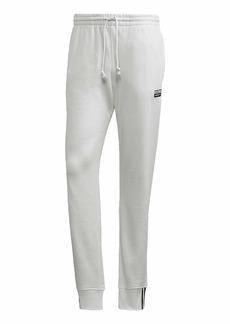 adidas R.Y.V. Sweat Pants Men's White Size L
