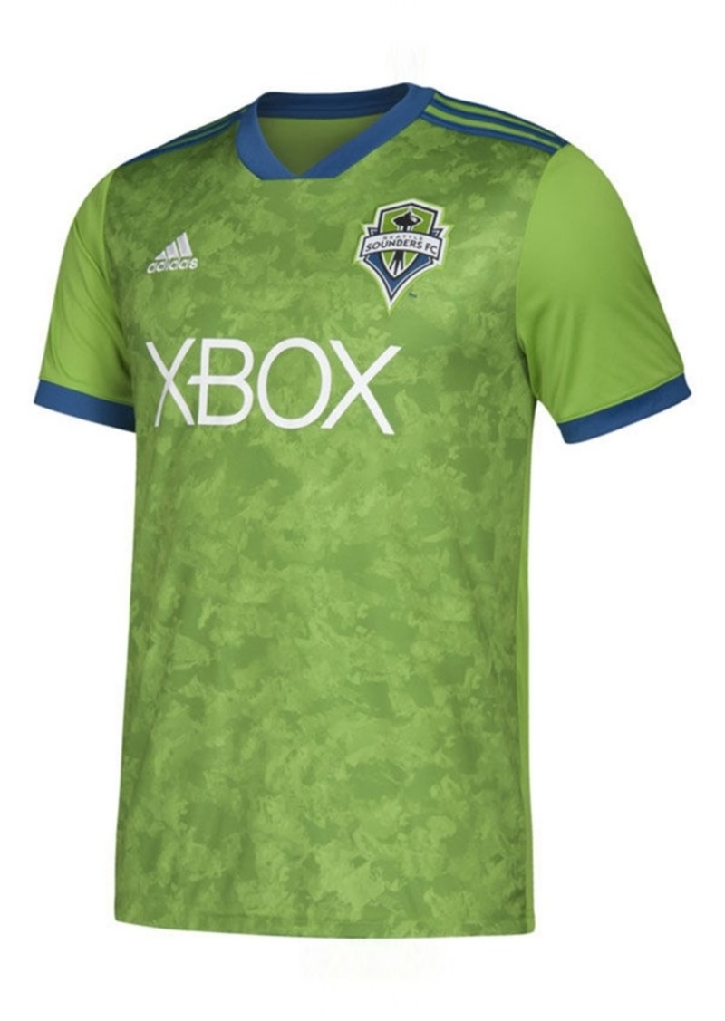 adidas Seattle Sounders Fc Primary Replica Jersey, Big Boys (8-20)