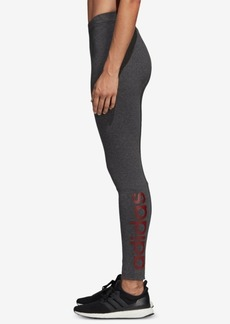 adidas Shine Logo Leggings, Created for Macy's