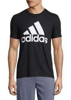Adidas Short-Sleeve Performance Tee