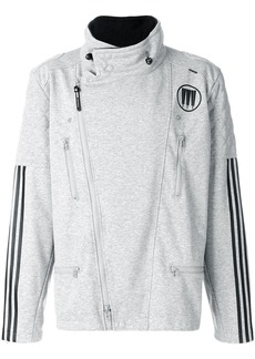 Adidas side zipped lightweight jacket