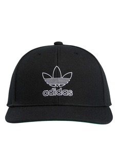 adidas Signature Outline Snapback Baseball Cap