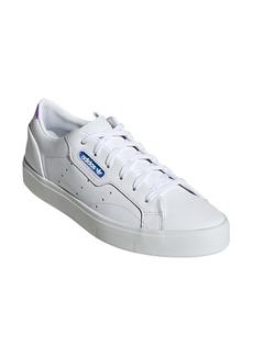 adidas Sleek Leather Sneaker (Women)