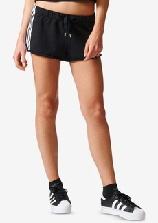 adidas Slim French Terry Shorts