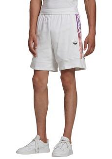 adidas Spirit Ombré 3-Stripes Sweat Shorts