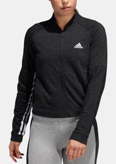adidas Sport 2 Street French Terry Track Jacket