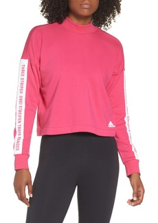 adidas Sport ID Crop Sweatshirt