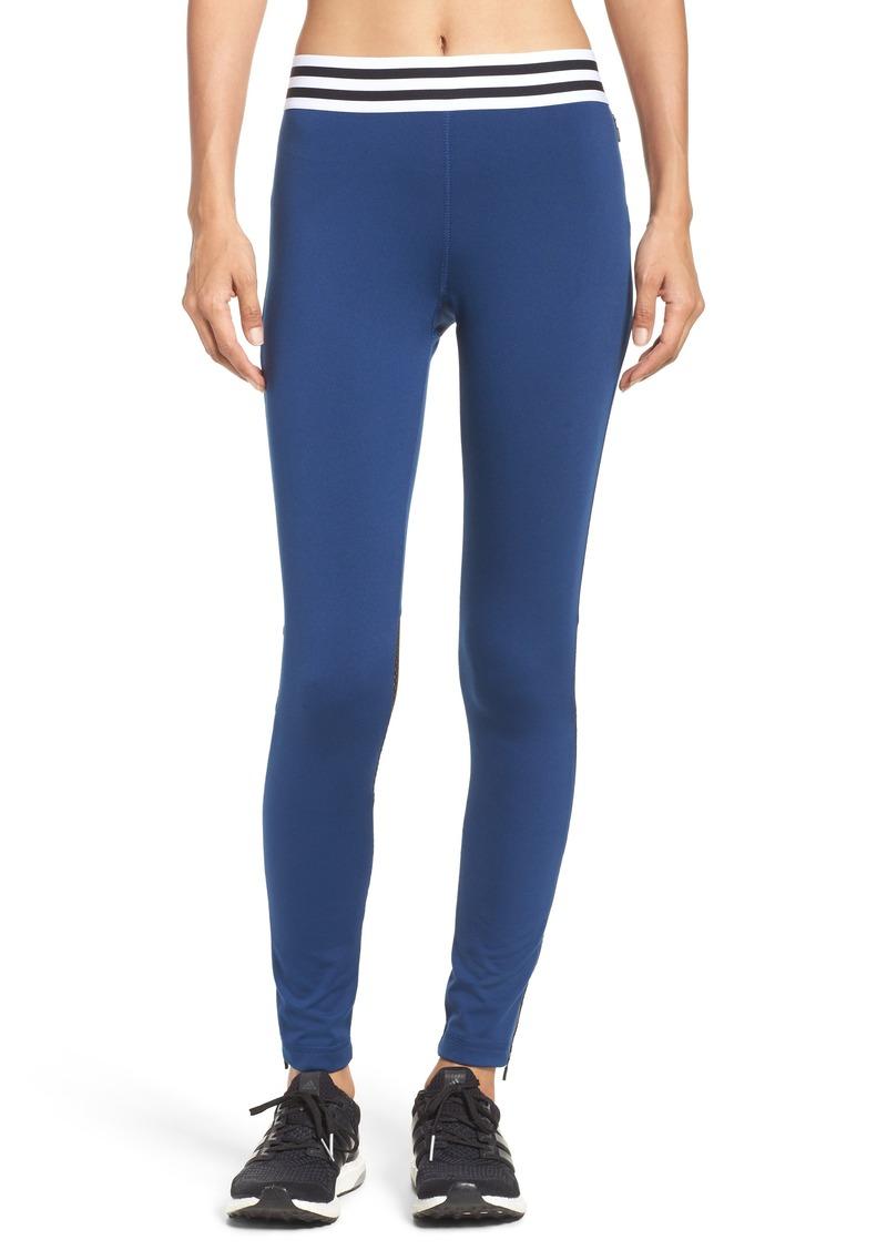 adidas adidas sport id zipper leggings casual pants shop it to me. Black Bedroom Furniture Sets. Home Design Ideas
