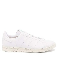 Adidas Stan Smith faux-leather trainers