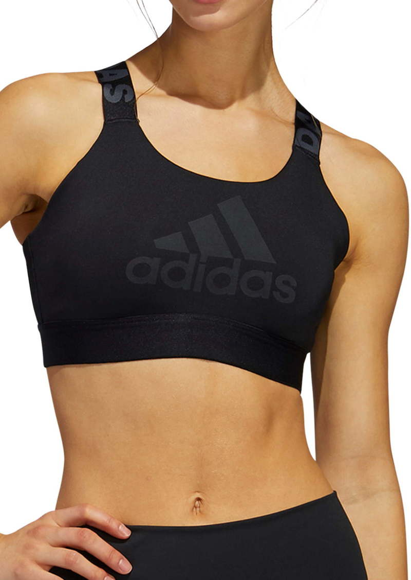 adidas Strappy Back Sports Bra