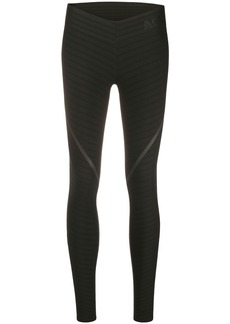Adidas stretch performance leggings - Black
