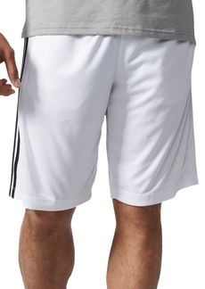 Adidas Striped Jersey Shorts