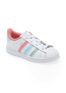 adidas Superstar Sneaker (Baby, Walker & Toddler)
