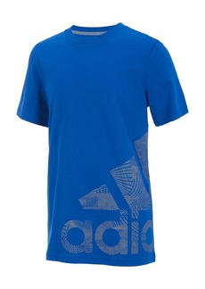 adidas Supreme Speed Logo T-Shirt (Big Boys)