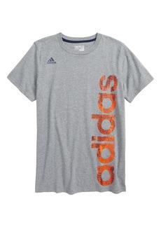 adidas Supreme Speed T-Shirt (Big Boys)