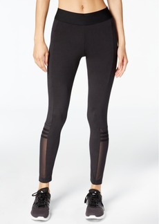 adidas Takeover Mesh-Trim Leggings