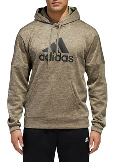 Adidas Team Issue Fleece Badge of Sport Hoodie