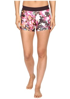 "adidas TECHFIT™ 3"" Short Tight - Floral Explosion Print"