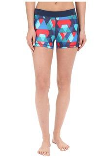 "adidas Techfit 3"" Shorts - Print"