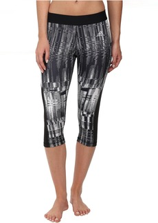adidas TECHFIT™ Capri Tights - Vibration Print