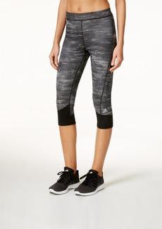 adidas Techfit Space-Dyed Capri Leggings