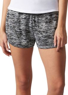 Adidas Textured Two-Tone Shorts