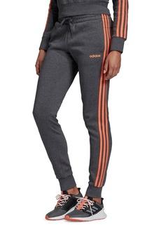 Adidas Three-Striped Fleece Joggers