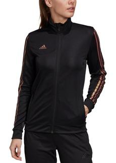 adidas Women's Tiro Soccer Training Jacket
