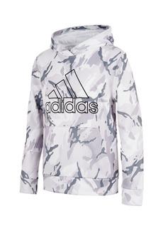Adidas Toddler Boys Core Camo Hooded Pullover