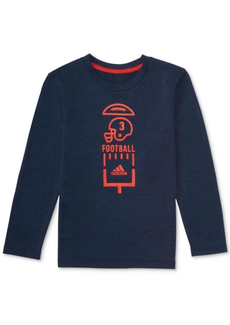 adidas Toddler Boys Graphic-Print T-Shirt