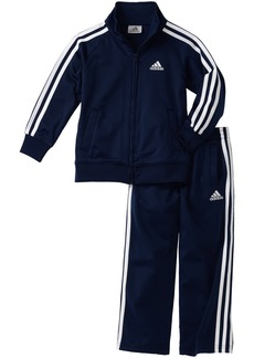 adidas Toddler Boys' Iconic Tricot Jacket and Pant Set