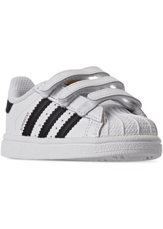 adidas Toddler Boys' Originals Superstar Casual Sneakers from Finish Line