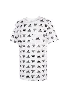 adidas Toddler Boys Short Sleeve Brand Love T-shirt